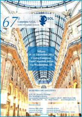 67Congresso-SOL-Milano14e15dicembre2012