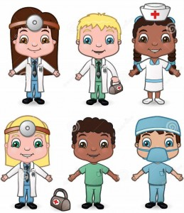 http://www.dreamstime.com/stock-photography-doctors-nurses-set-1-image14114072