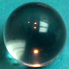 Impianto sfera PMMA